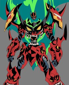 Rating: Safe Score: 25 Tags: mecha tengen_toppa_gurren_lagann transparent_png vector_trace User: j0x