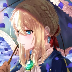 Rating: Safe Score: 38 Tags: kaisa umbrella violet_evergarden violet_evergarden_(character) User: charunetra