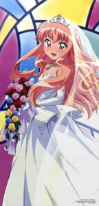 Rating: Safe Score: 28 Tags: dress fujii_masahiro louise wedding_dress zero_no_tsukaima User: vita