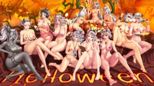Rating: Explicit Score: 20 Tags: ass breast_grab censored cream feet garter halloween helltaker horns lactation lucknight megane naked nipples pointy_ears pussy smoking swimsuits tagme tan_lines tattoo wallpaper User: Mr_GT