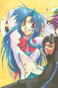 Rating: Safe Score: 3 Tags: chidori_kaname full_metal_panic seifuku shikidouji User: Feito