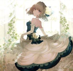 Rating: Safe Score: 45 Tags: dress kobayuu takagaki_kaede the_idolm@ster the_idolm@ster_cinderella_girls User: Mr_GT