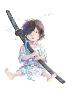 Rating: Safe Score: 1 Tags: inoue_takehiko male sword vagabond User: Umbigo
