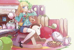 Rating: Safe Score: 19 Tags: thighhighs young-in User: blooregardo