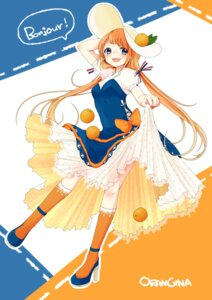 Rating: Safe Score: 20 Tags: dress orangina shika_yuno User: animeprincess