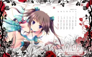 Rating: Safe Score: 50 Tags: calendar cleavage hapymaher hirasaka_keiko purple_software tsukimori_hiro User: Anonymous