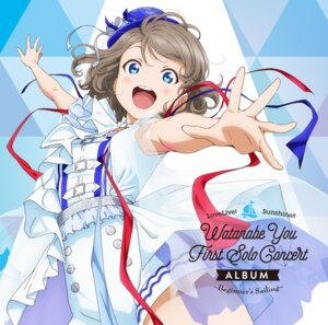 Rating: Safe Score: 16 Tags: disc_cover love_live!_sunshine!! see_through skirt_lift tagme uniform watanabe_you User: kotorilau