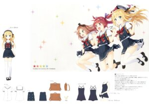 Rating: Questionable Score: 31 Tags: hazuki_watora luminocity minazuki_sarami peco seifuku shimotsuki_potofu User: Twinsenzw