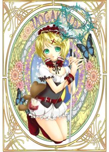 Rating: Safe Score: 11 Tags: dress kagamine_rin vocaloid yuuki_kira User: charunetra