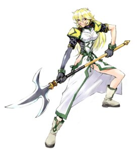 Rating: Safe Score: 6 Tags: .hack// armor gardinia sadamoto_yoshiyuki weapon User: Radioactive