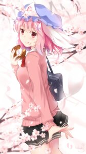 Rating: Safe Score: 57 Tags: saigyouji_yuyuko seifuku sin-poi sweater touhou User: Mr_GT