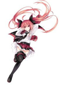 Rating: Questionable Score: 35 Tags: date_a_live itsuka_kotori skirt_lift tagme thighhighs User: HGGG