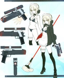 Rating: Questionable Score: 7 Tags: fate/grand_order saber saber_alter type-moon User: Radioactive