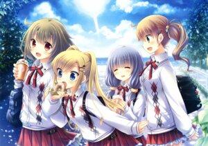 Rating: Safe Score: 43 Tags: ikegami_akane seifuku User: Twinsenzw