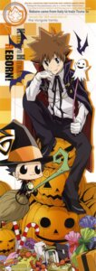 Rating: Safe Score: 4 Tags: jpeg_artifacts katekyo_hitman_reborn! male reborn sawada_tsunayoshi User: charunetra