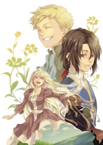 Rating: Safe Score: 7 Tags: baccano! huey_laforet miho monica User: Radioactive