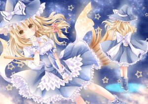 Rating: Safe Score: 20 Tags: kirisame_marisa nogi_takayoshi touhou witch User: 23yAyuMe