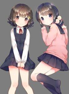 Rating: Safe Score: 48 Tags: ichihaya seifuku sweater User: Twinsenzw