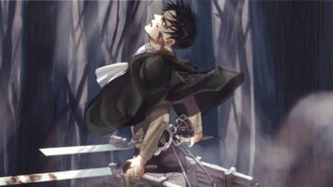 Rating: Safe Score: 11 Tags: blood levi male nakamura_hikaru shingeki_no_kyojin sword wallpaper weapon User: Radioactive