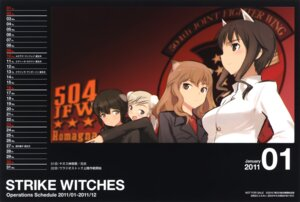 Rating: Safe Score: 14 Tags: fernandia_malvezzi luciana_mazzei martina_crespi overfiltered shimada_humikane strike_witches takei_junko User: fireattack