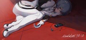 Rating: Safe Score: 20 Tags: ayanami_rei bodysuit neon_genesis_evangelion yossui User: BattlequeenYume