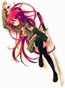 Rating: Safe Score: 7 Tags: ito_noizi seifuku shakugan_no_shana shana sword User: Radioactive