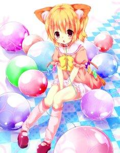 Rating: Safe Score: 24 Tags: animal_ears seifuku shiina_yuuki User: blooregardo
