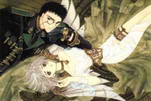 Rating: Questionable Score: 8 Tags: clamp clover ryuu_f_kazuhiko see_through suu_(clover) User: Share