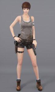 Rating: Safe Score: 5 Tags: bandages cg garter gun heels sudden_attack tagme User: saemonnokami