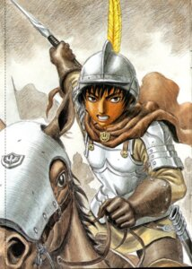 Rating: Safe Score: 3 Tags: berserk casca User: Radioactive