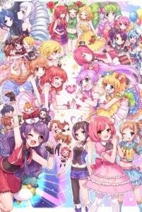 Rating: Safe Score: 25 Tags: ageha_mia amamiya_rizumu ayase_naru dorothy_west fukuhara_an harune_aira houjou_sophie leona_west manaka_lala minami_mirei morizono_wakana pretty_rhythm pretty_rhythm:_rainbow_live pretty_rhythm_aurora_dream pripara renjouji_bell rinne_(pretty_rhythm) rojiko suzuno_ito takamine_mion takanashi_otoha toudou_shion User: Radioactive
