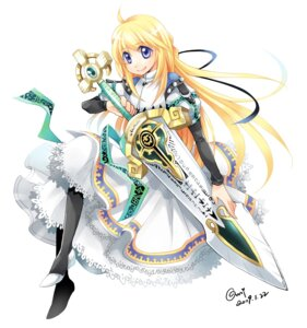 Rating: Safe Score: 7 Tags: omi sword yggdra_union yggdra_yuril_artwaltz User: feralphoenix