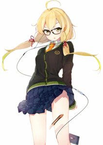 Rating: Safe Score: 85 Tags: megane nmaaaaa seifuku User: blooregardo