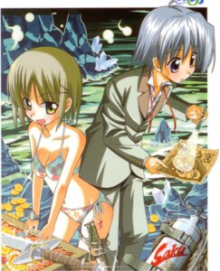 Rating: Safe Score: 4 Tags: aizawa_sakuya ayasaki_hayate bikini hayate_no_gotoku swimsuits User: Radioactive