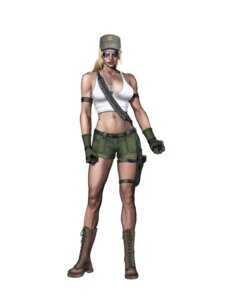 Rating: Safe Score: 7 Tags: cleavage gun megane mortal_kombat sonya_blade User: Yokaiou