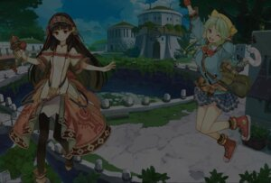Rating: Questionable Score: 11 Tags: atelier_shallie color_issue dress hidari koei_tecmo pantyhose shallistera_(atelier) shallotte_elminus weapon User: fly24