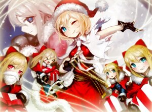Rating: Safe Score: 24 Tags: alice_margatroid christmas dress shanghai spark621 touhou User: Mr_GT