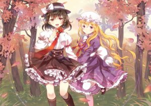 Rating: Safe Score: 35 Tags: domotolain maribel_han touhou usami_renko User: 乐舞纤尘醉华音