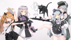 Rating: Safe Score: 25 Tags: g11_(girls_frontline) girls_frontline gun heels hk416_(girls_frontline) lee_seok_ho neko pantyhose ump45_(girls_frontline) ump9_(girls_frontline) User: Dreista