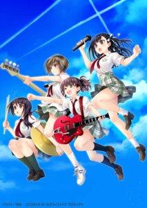 Rating: Safe Score: 5 Tags: girls'_fist!! guitar heels seifuku skirt_lift tagme User: saemonnokami