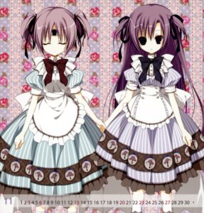 Rating: Safe Score: 39 Tags: 13 amene calendar dress inugami_kira mitsuki_(13) necotoxin User: WtfCakes