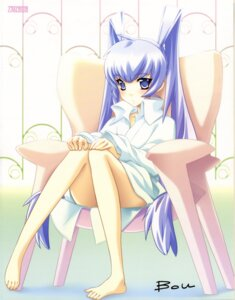 Rating: Safe Score: 15 Tags: bou dress_shirt muvluv muvluv_alternative yashiro_kasumi User: admin2