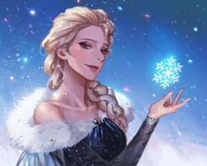 Rating: Safe Score: 13 Tags: dress elsa_(frozen) frozen tagme User: charunetra