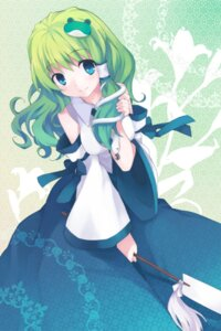 Rating: Safe Score: 29 Tags: kochiya_sanae koto_(colorcube) touhou User: charunetra