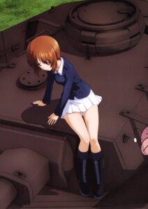 Rating: Safe Score: 8 Tags: girls_und_panzer nishizumi_miho uniform User: drop