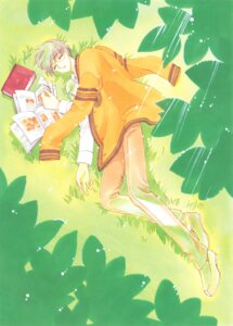 Rating: Safe Score: 2 Tags: card_captor_sakura clamp male megane possible_duplicate tagme tsukishiro_yukito User: Omgix