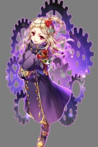 Rating: Safe Score: 10 Tags: dress gl_ztoh neko presty_(soccer_spirits) soccer_spirits transparent_png User: charunetra
