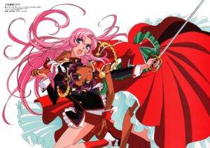 Rating: Safe Score: 10 Tags: dress hasegawa_shinya himemiya_anthy megane revolutionary_girl_utena sword tenjou_utena User: Aurelia