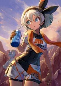 Rating: Safe Score: 16 Tags: bea_(pokemon) bodysuit kuroi_susumu pokemon pokemon_sword_and_shield User: Mr_GT