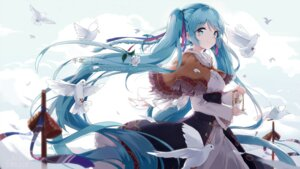 Rating: Safe Score: 196 Tags: dress hatsune_miku kuroi_asahi vocaloid User: Mr_GT